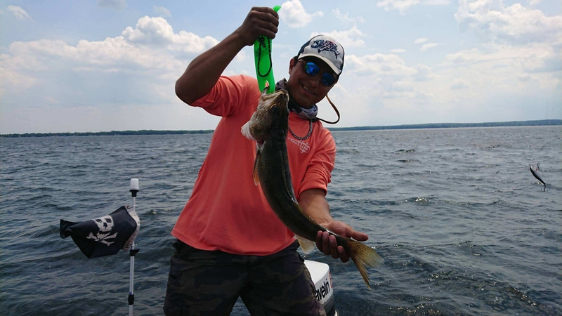 A photo of Gabriel Maldonado 's catch