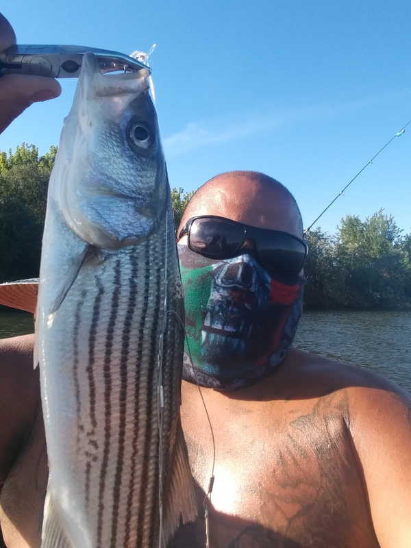 A photo of joe leyva's catch