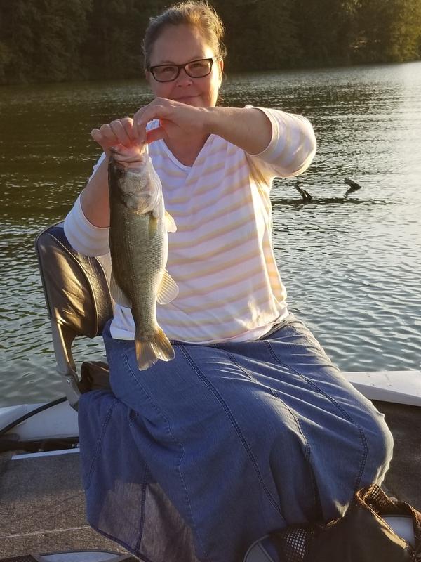 A photo of matt bennett's catch