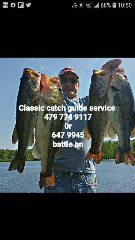 A photo of Classic Catch  Guide Service's catch