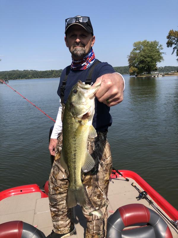 Chickamauga Lake Tn Fishing Reports Map Hot Spots