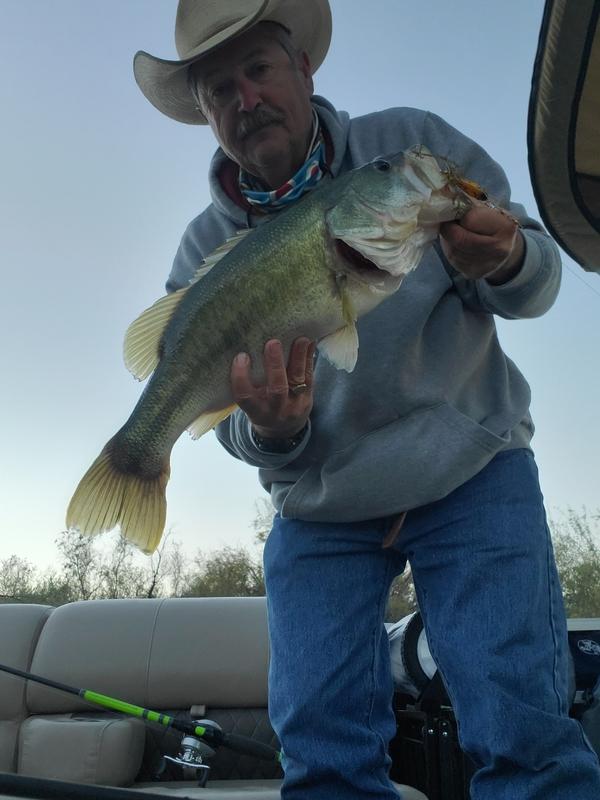 A photo of chris bray's catch