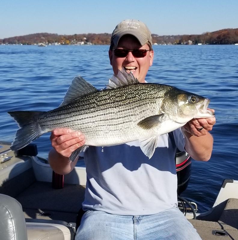 A photo of NJ Squatch's catch