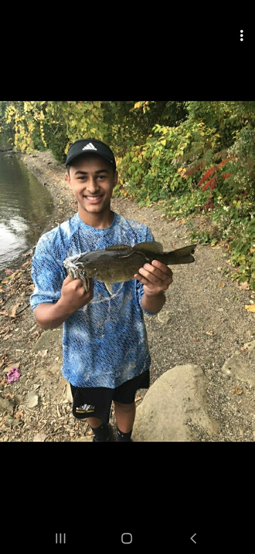 A photo of Josiah  Mathis's catch