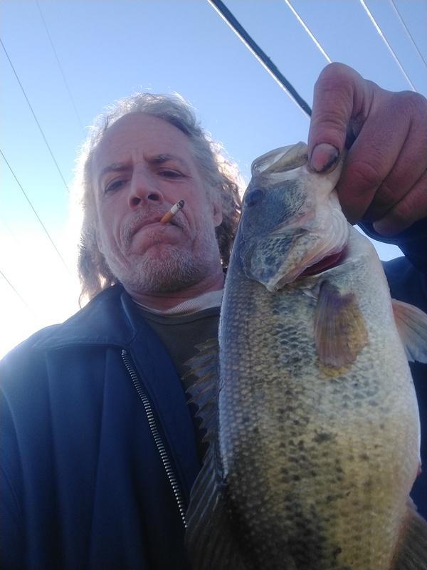 A photo of Mojo Slayer's catch