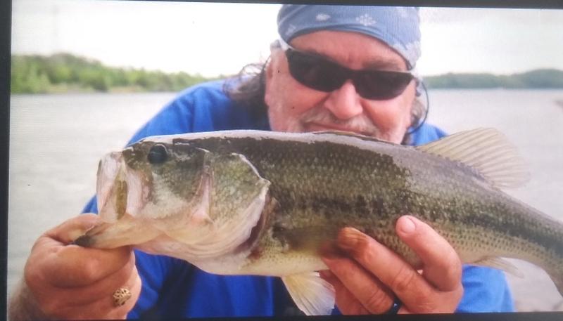 A photo of daryl hamby's catch