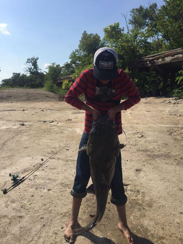 A photo of Nowis Daniel's catch