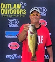 A photo of Ray Watson's catch