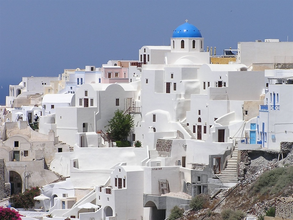 50 Stunning Photos of Santorini, Greece