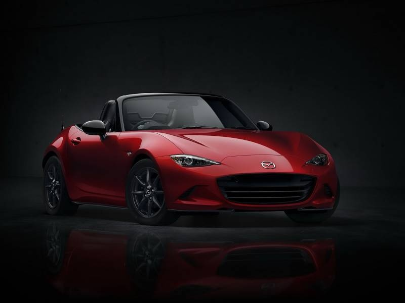 All New Mazda MX-5 Roadster