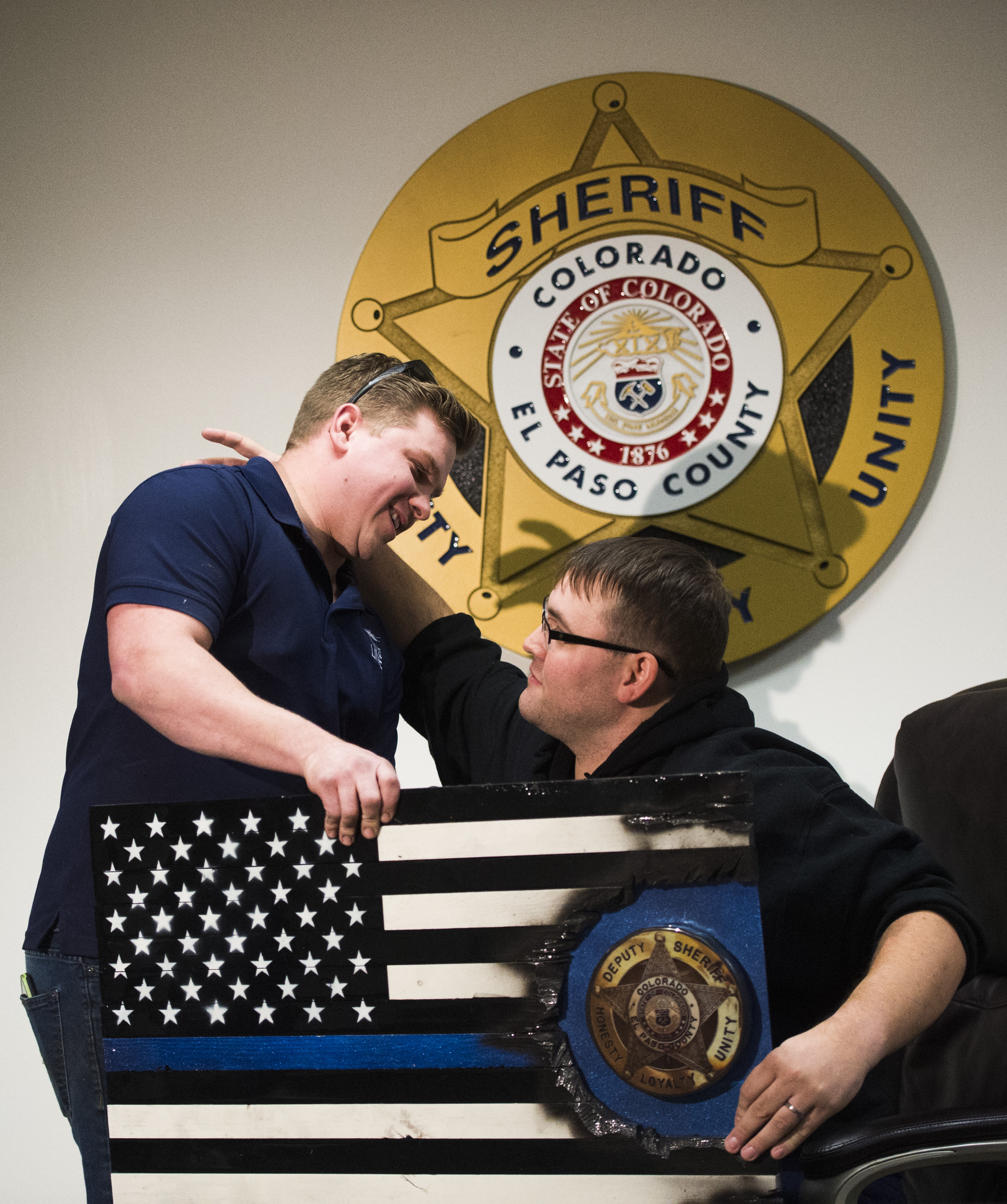 El Paso County Deputy Wounded In February Gunbattle Says