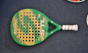 Paddle Tennis STL Custom Europe