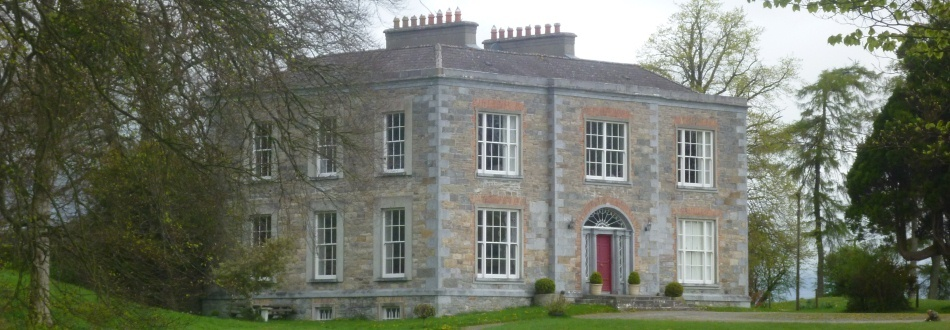 Historic buildings of co tipperary m z for Georgian house plans ireland