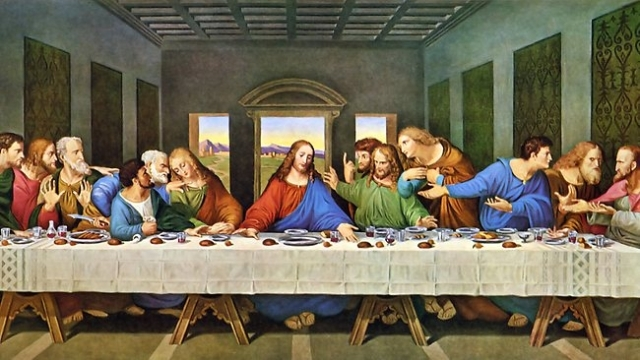 Resurrecting The Last Supper