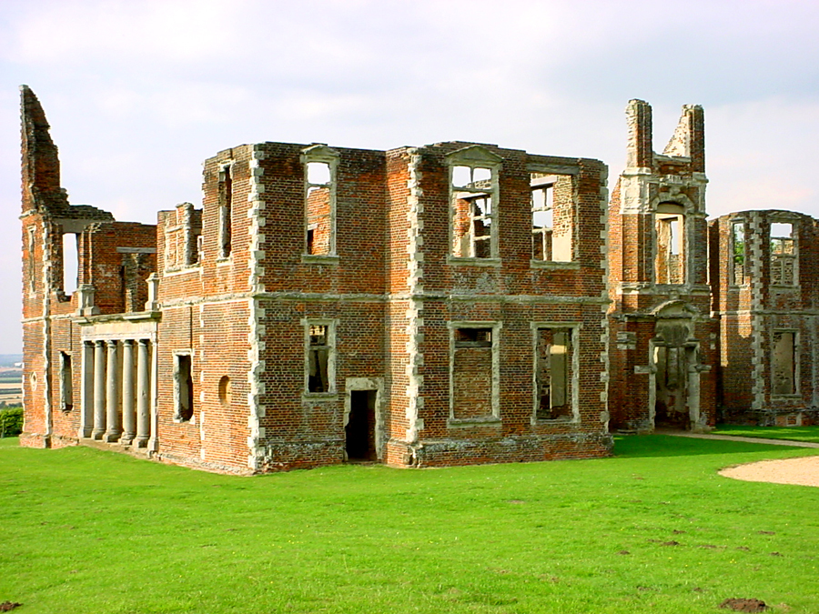 Historic Buildings Of Bedfordshire England