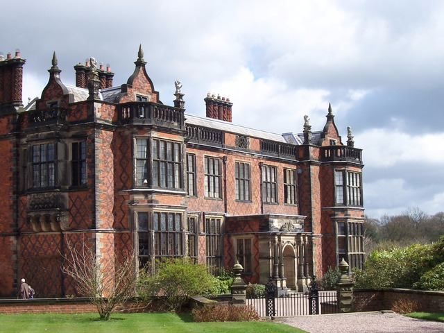 Historic Buildings of Cheshire, England