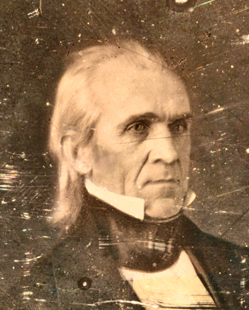 President James Knox Polk 1795 1849 Genealogy