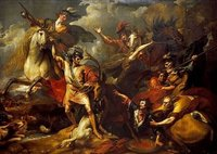 conflicts in the myth of perseus Who is perseus from the greek myths perseus is the son of zeus and danae and is one of the founder kings of greek myth after slaying medusa, he went on to become the king of argos.