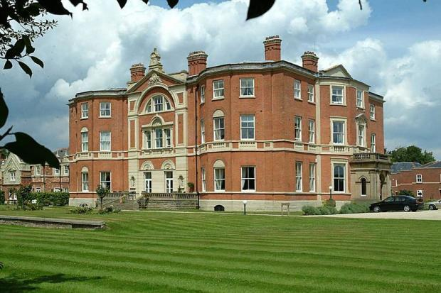 Bostock house bostock hall cheshire england for Chesire house