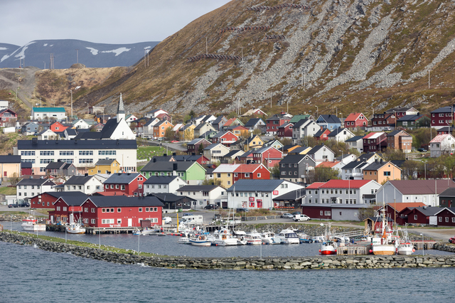 Locality Lebesby, Finnmark, Norway