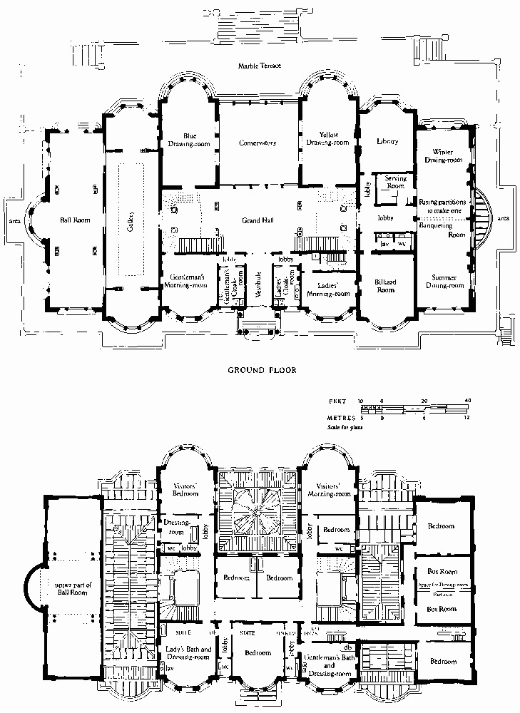 Palace house plans house design plans for Palace floor plans