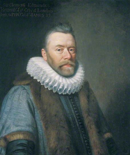 Image result for Sir Clement Edmonds portrait