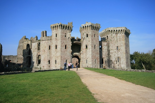 Historic Buildings Of Monmouthshire Wales