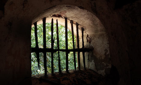 prisons in the 1700s