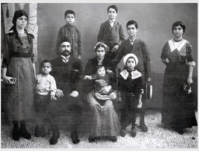 jewish families from rhodes