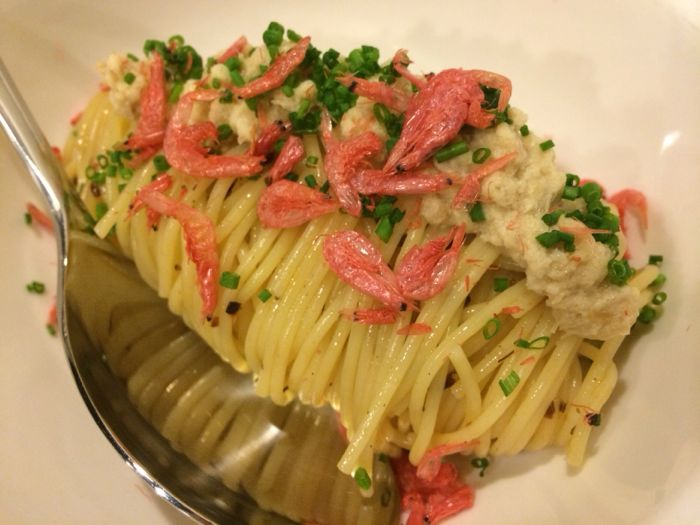 Pasta, French cuisine