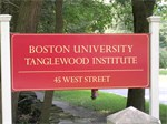 Boston University Tanglewood Institute