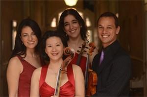 Carpe Diem String Quartet - Bio