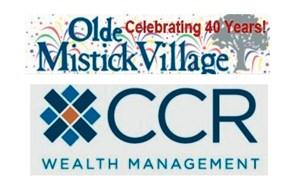 Olde Mistick Village and CCR Wealth Management