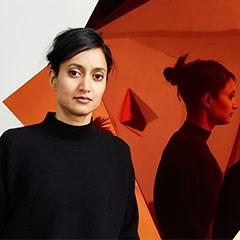 Rana Begum: Gallery Tour