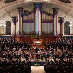 University Choir & Philarmonia