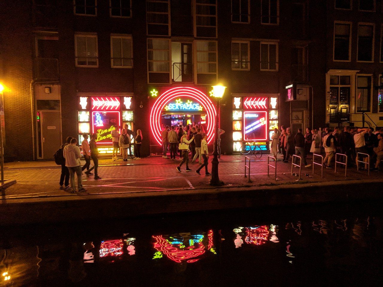 1012 DT Amsterdam, Netherlands @ 11PM Friday, 25 August 2017