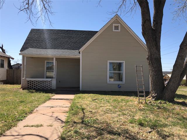 911 Elm Street, Sweetwater, TX 79556