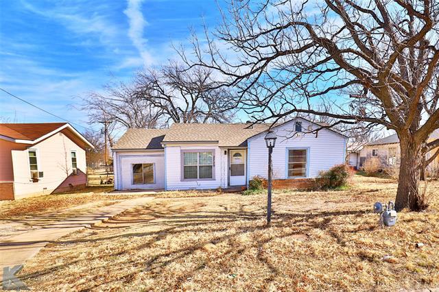 2709 Old Anson Road, Abilene, TX 79603