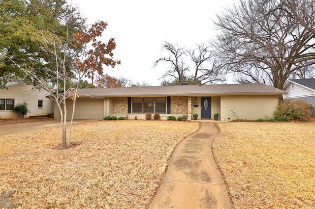 2117 Sylvan Drive, Abilene, TX 79605