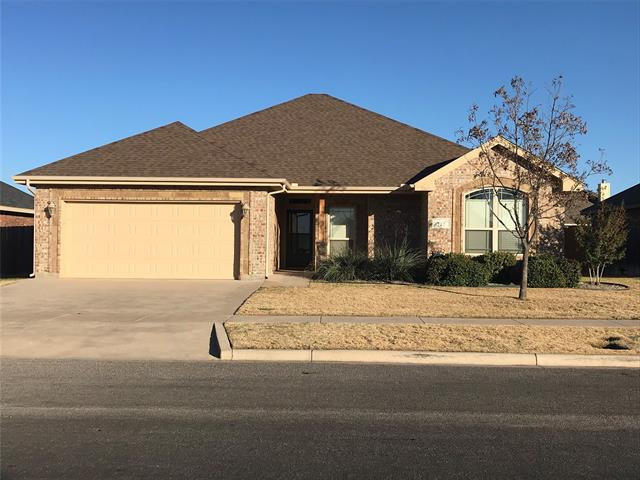 4717 Big Bend Trail, Abilene, TX 79602