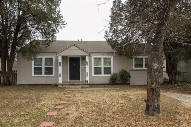 1334 Lillius Street, Abilene, TX 79603