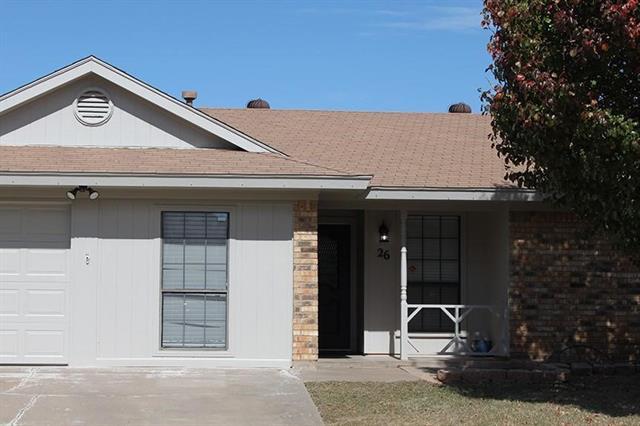 26 Buttercup Drive, Abilene, TX 79606