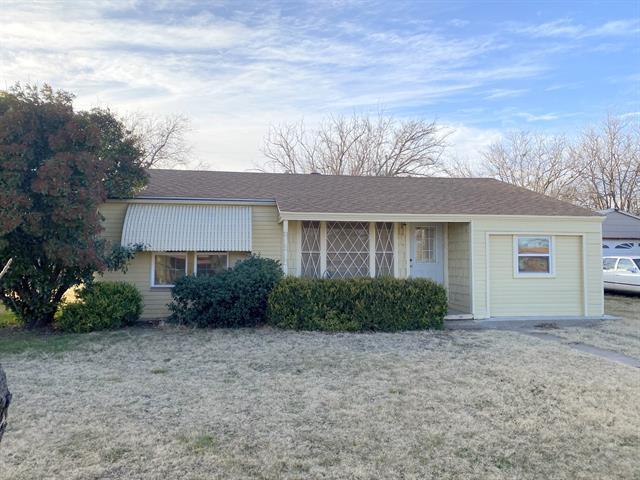 1409 N Avenue J, Haskell, TX 79521