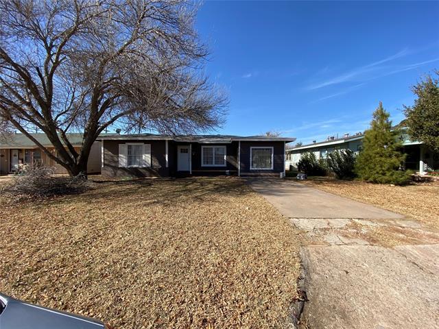 1358 S Jefferson Drive, Abilene, TX 79605