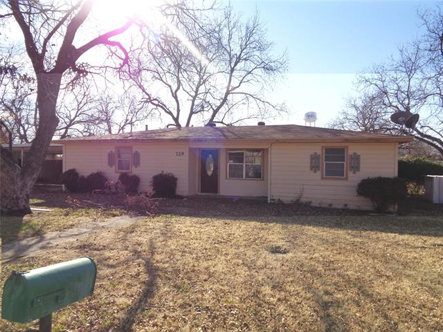 729 Cherry Heights, Clyde, TX 79510