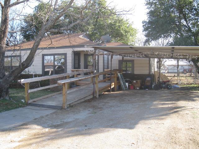 1401 W Wheeler Street, Breckenridge, TX 76424