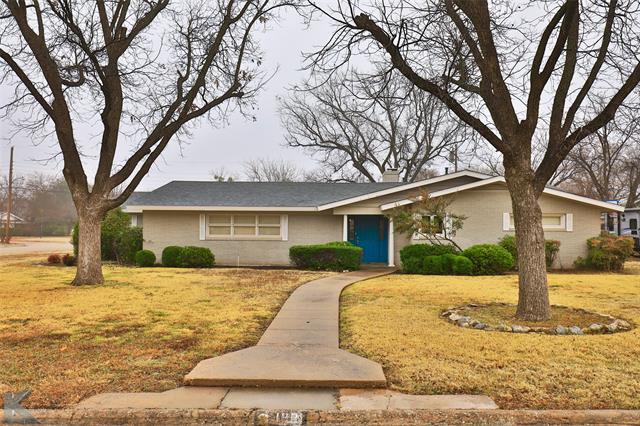 1801 Sylvan Drive, Abilene, TX 79605