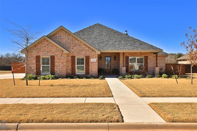 2310 Savanah Oaks Bend, Abilene, TX 79602