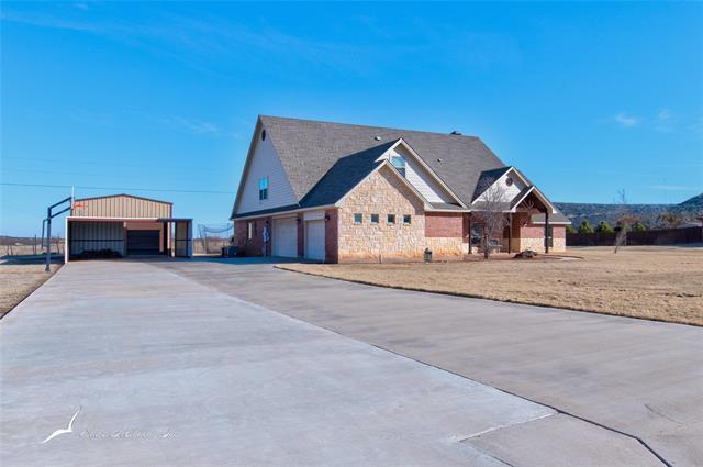 174 Coates Avenue, Tuscola, TX 79562
