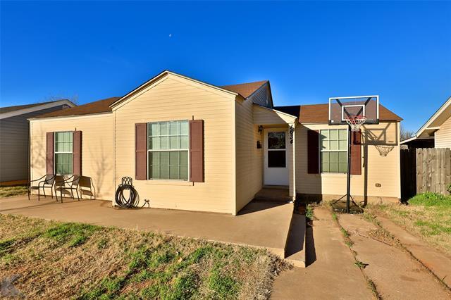 1634 Burger Street, Abilene, TX 79603